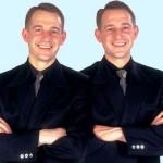 Братья-близнецы Пономаренко: различить практически невозможно