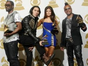 Ферги в составе группы Black Eyed Peas